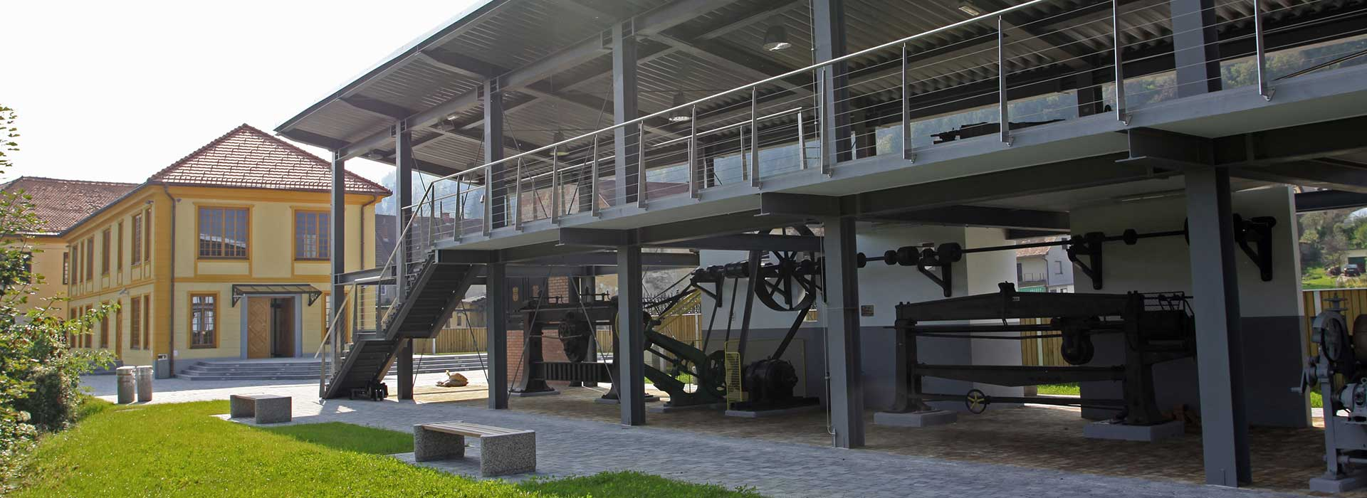 MUSEUM OF THE LEATHER INDUSTRY IN SLOVENIA