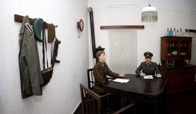 Spominska soba Topolšica