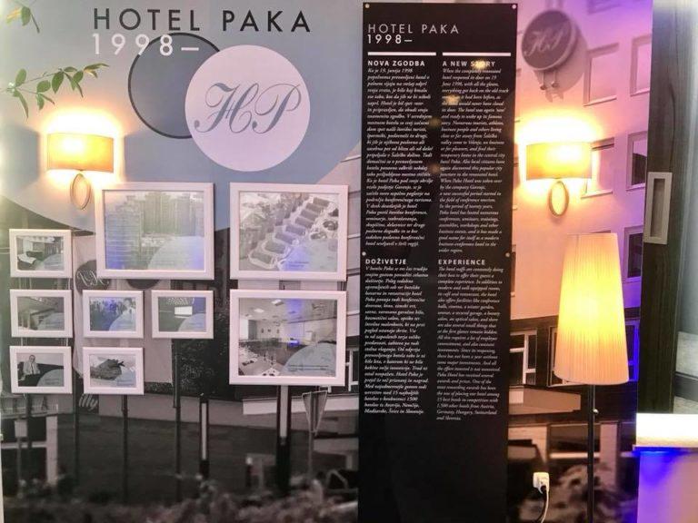 20 let poslovno konferenčnega hotela Paka