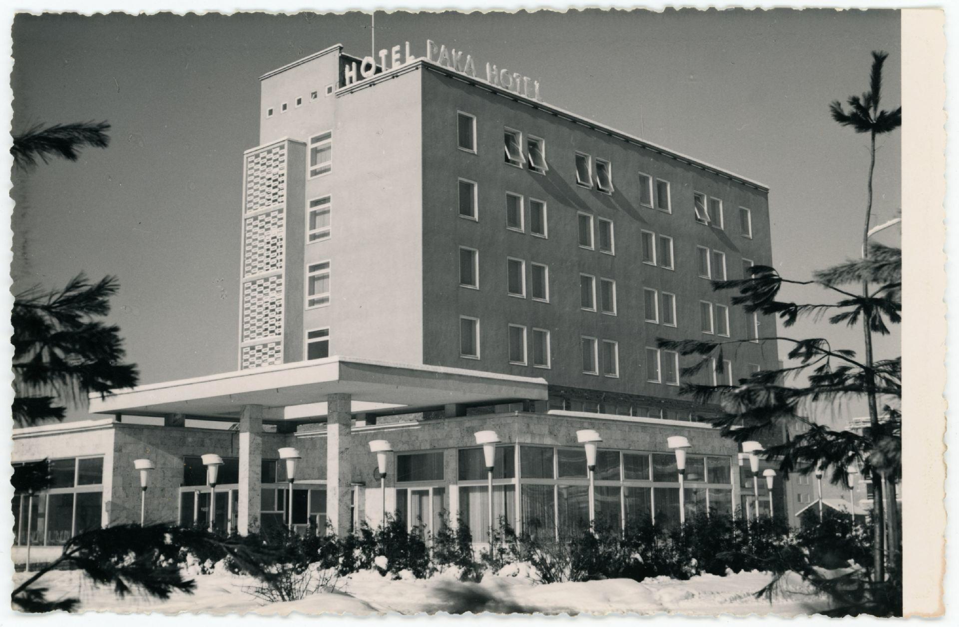 Dvajset let poslovno konferenčnega hotela Paka
