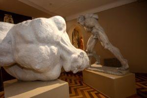 Stalna razstava kiparja Cirila Cesarja