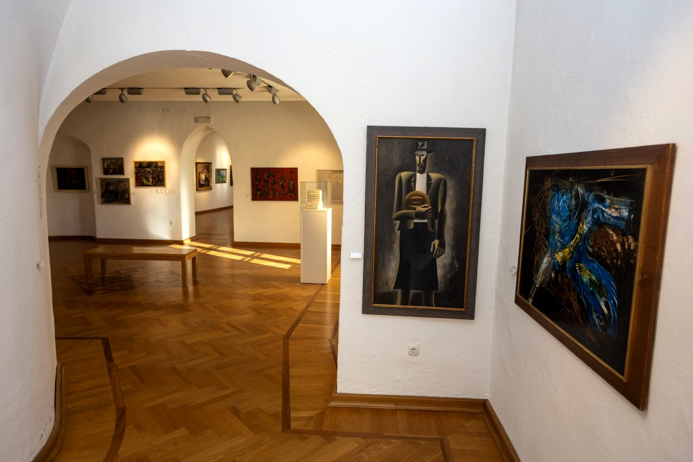 PERMANENT EXHIBITION OF THE MODERN SLOVENIAN ART