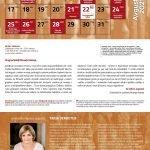 Koledar dogodkov Muzeja Velenje za mesec avgust