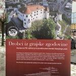 Razstava Drobci iz grajske zgodovine