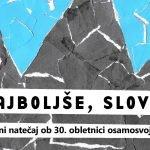 """Otroški likovni natečaj """"Vse najboljše, Slovenija!"""""""