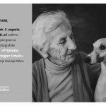 """Odprtje razstave """"Prijatelja: Pes in njegov človek"""""""